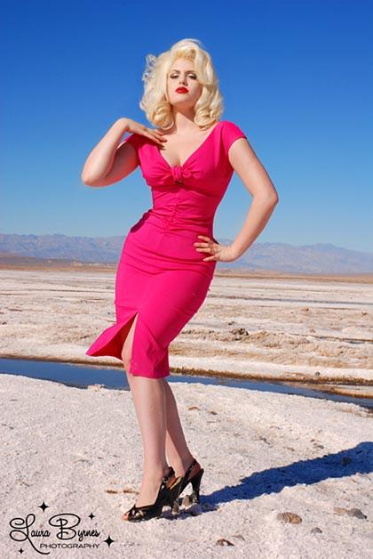 Niagara-dress-pink-dixiefried